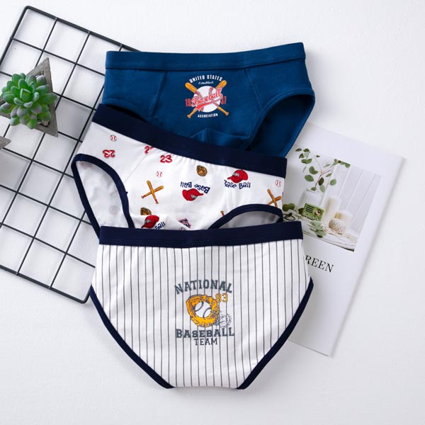2019 New Baby Boys And Girls Briefs Panties Cartoon Designs Underwears Children Cotton Short Briefs Kids Panties 3-14Y