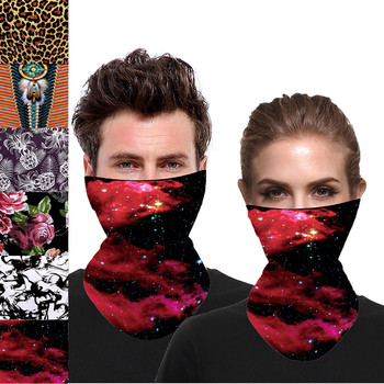 top selling in 2020 Outdoor Sports Cycling Face Protection Print Masks Protection Scarf Support Whol