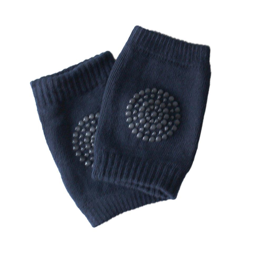 Children's Thickening Knee Pads Leggings Thick Bottom Non-slip Socks Kid's Knee Protectionn Care Pad For Baby Toddler Non-slip