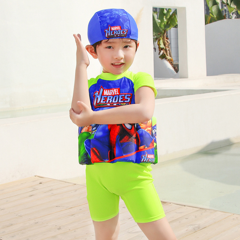 CHILDREN'S Buoyancy Swimsuit BOY'S GIRL'S Girls BABY'S Bathing Suit One-piece Floating Bathing Suit Swimwear