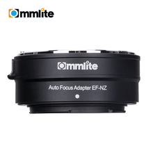 CVM EF NZ Electronic AF Lens Mount Adapter for Canon EF/EF S Lens to use for Nikon Z Mount Mirrorless Cameras