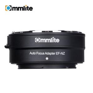 Image 1 - CVM EF NZ Elektronische AF Lens Mount Adapter voor Canon EF/EF S Lens te gebruiken voor Nikon Z Mount Mirrorless cameras