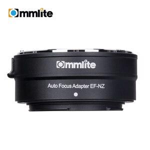 Image 1 - CVM EF NZ elektronicznych soczewki af do montażu na adapter do canona EF/EF S obiektywu, aby używać do Z firmy Nikon do montażu kamery lustra