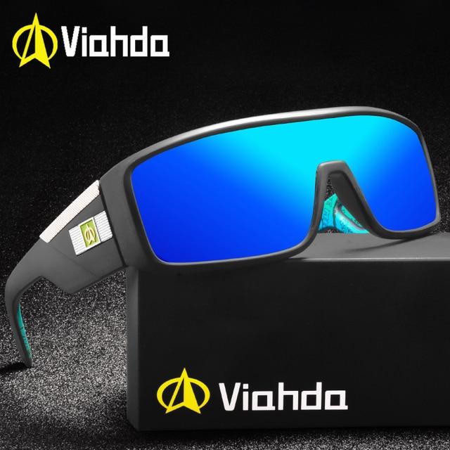 Viahda 2020 Fashion classic Sunglasses men Cool driving fashion vintage brand women Sun Glasses de sol