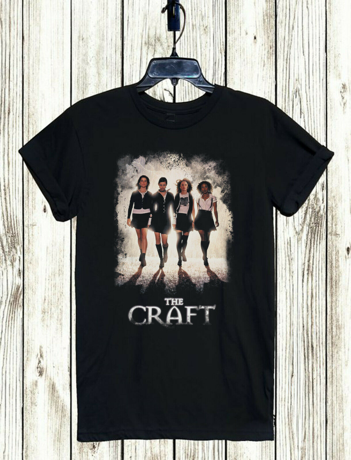 The Craft Movie T-Shirt S-3Xl Unisex Free Shipping Horror 1996 Witch Teen Top image
