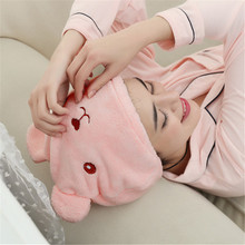 Microfiber Hair Turban Quickly Dry Hair Hat Wrapped Towel