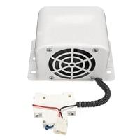 Portable Car Vehicle Metal Heating Fast Heater Fan Defroster Demister 800W 12V