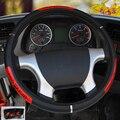 Чехол рулевого колеса автомобиля, диаметр 36 38 40 42 45 47 50 см 7 размеров на выбор для автомобиля, грузовика, автомобиля, рулевого колеса