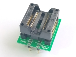 Image 3 - Free shipping13 pcs Universal adapter scoket for programmer vs4800 tnm5000 TL866ii plus TOP3000 top3100 ic chip avr programmer