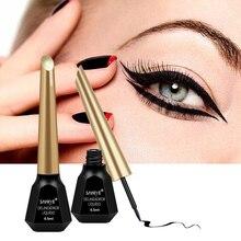 Pencil Liquid-Eyeliner Eye-Cosmetic-Tool Eye-Makeup Black Waterproof Long-Lasting SANIYE