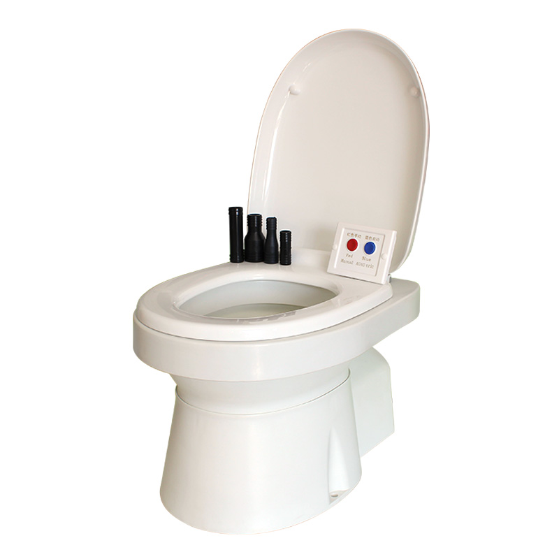 Marine Electric Toilet Yacht Electric Toilet Car Electric Toilet Car DC Electric Toilet