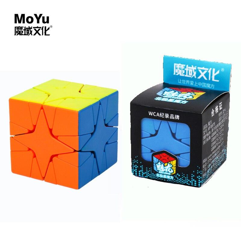 Meilong POLARIS CUBE-STICKERLESS cubo Magico Speedcube Magic Cube magica...