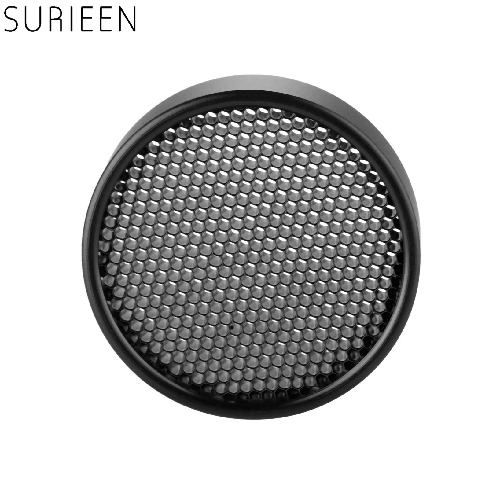 Killflash 40mm Anti-reflection Sunshade Protect Cover Cap For Trijicon DR 1-4X Optic Sight Scope Honeycomb Mesh Scope Protector