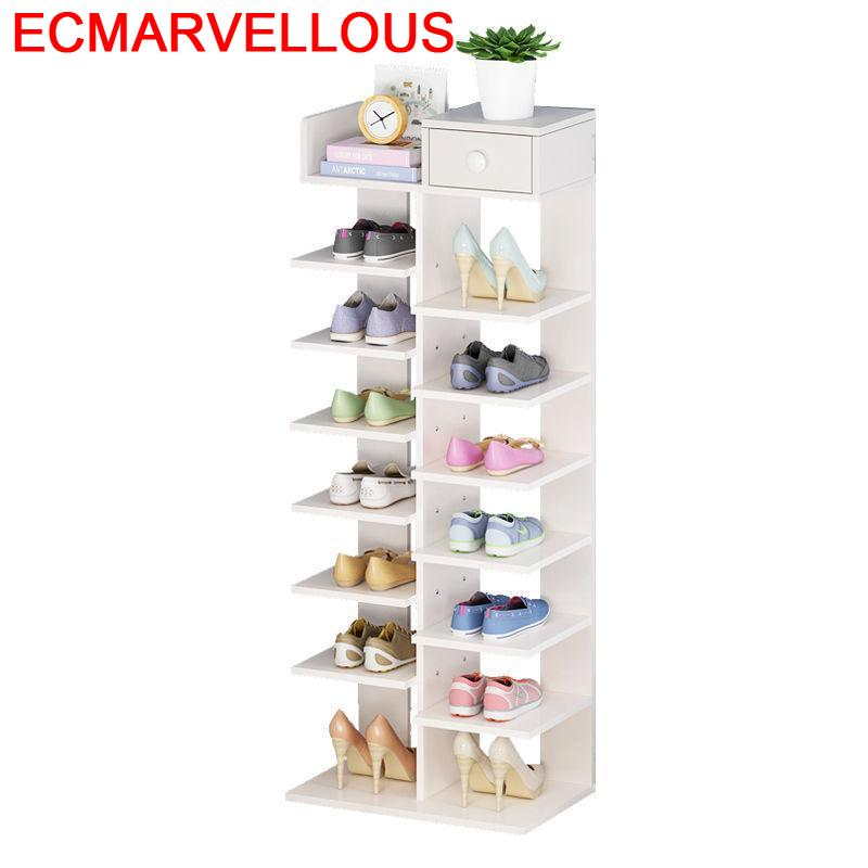 Rangement Mobili font b Closet b font Zapatero Organizador De Zapato Cabinet Schoenenkast Mueble Scarpiera Sapateira