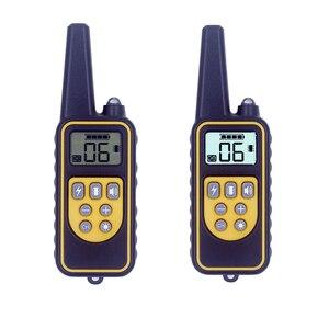 Image 5 - Электрическая система ограждения для домашних животных ошейник с дистанционным управлением водонепроницаемый Электрический для больших собак устройство для тренировки домашних животных 5