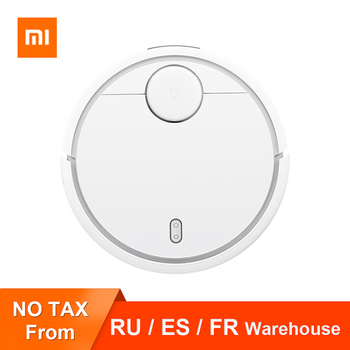 Xiaomi Mi Robot Vacuum Cleaner for Home Automatic Sweeping Dust Sterilize Smart Planned WIFI Mijia App Remote Control
