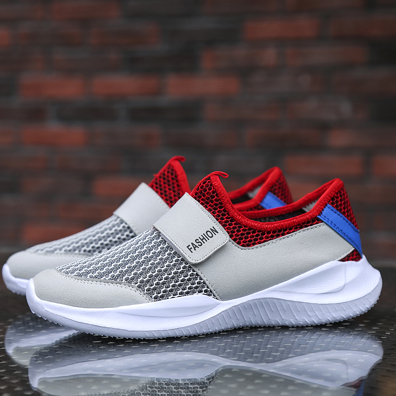 Hot 2020 New Running Shoes Comfortable Men's Tennis Shoes Casual Men's Sneaker Breathable Non-slip Outdoor Walking Sport Shoes