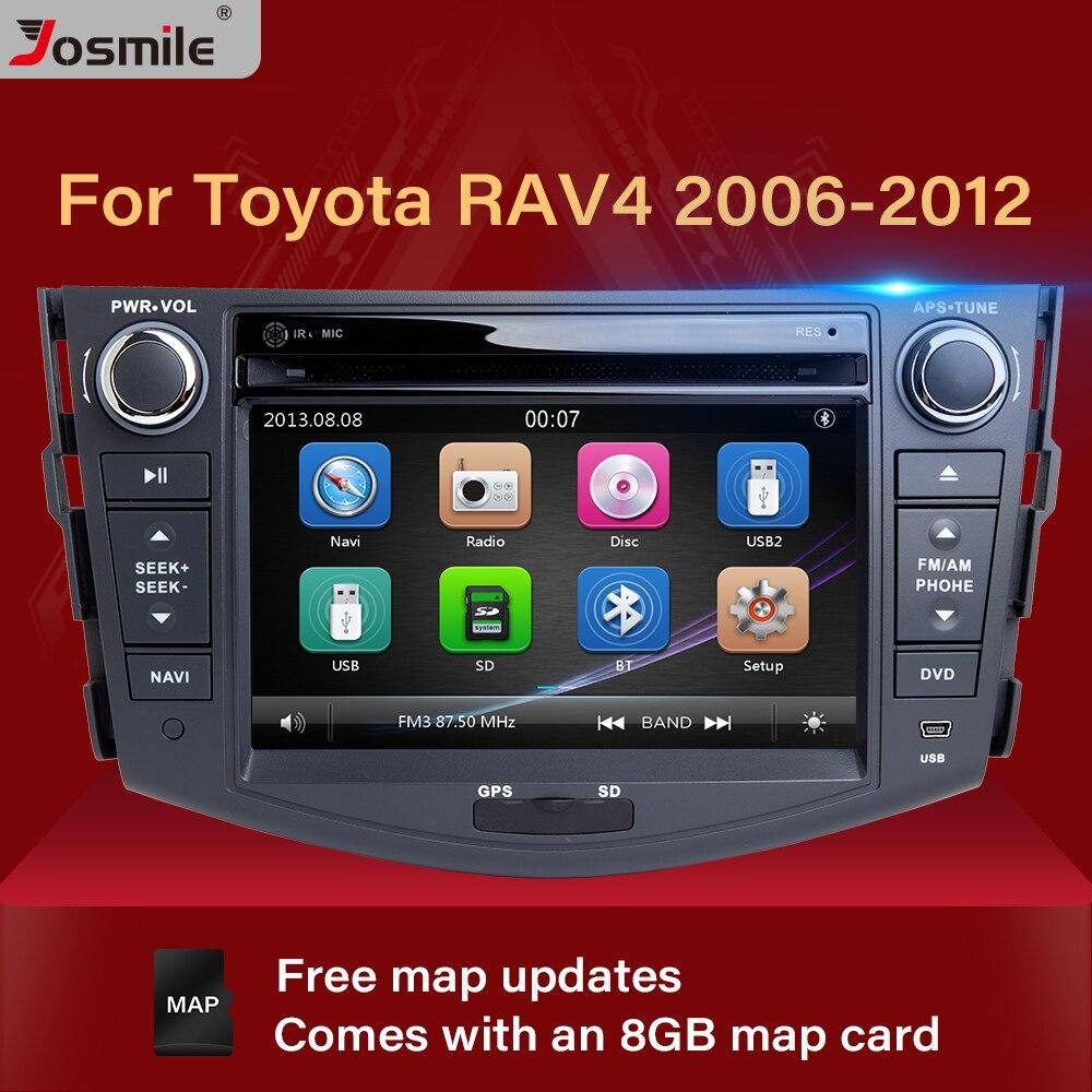 2 din Android 10 автомобильный Радио dvd плеер для Toyota RAV4 Rav 4 2006 2007 2008 2009 2010 2011 2012 Мультимедиа GPS Навигация стерео|Мультимедиаплеер для авто|   | АлиЭкспресс