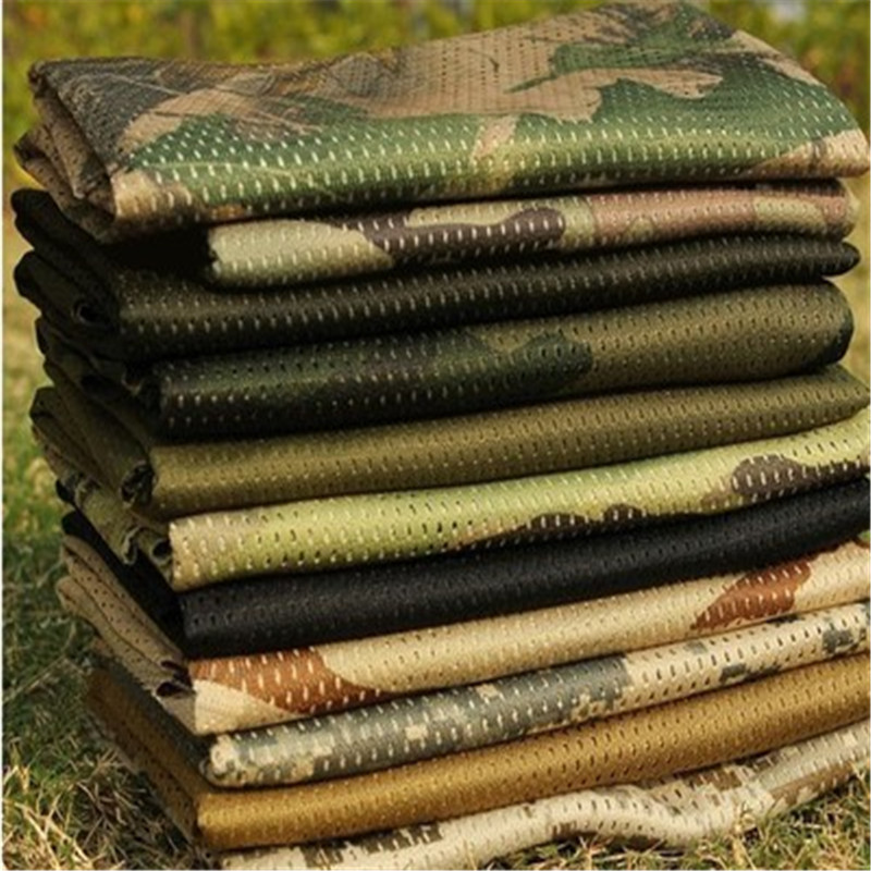 Sunscreen Scarf Army-Mask Forces Tactical Breathable Camouflage Summer Necker Outdoor