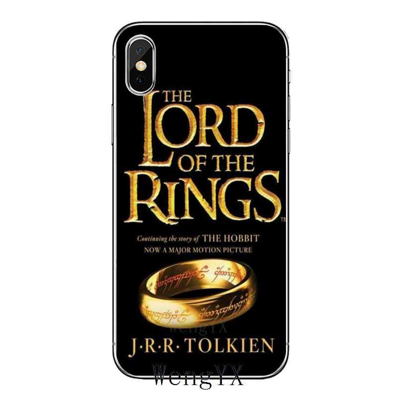 Hobbit ลอร์ดออฟเดอะริง Lotr สำหรับ Samsung Galaxy A10 A30 A40 A50 A60 A70 A6s A8 A9s J4 J6 prime Plus 2018 case
