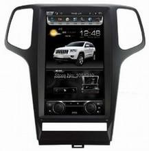 Ouchuangbo reproductor multimedia radio para Jeep Grand cheroki 2009-2013 compatible con sistema android 12,1 de 7,1 pulgadas 2GB de RAM 32GB ROM