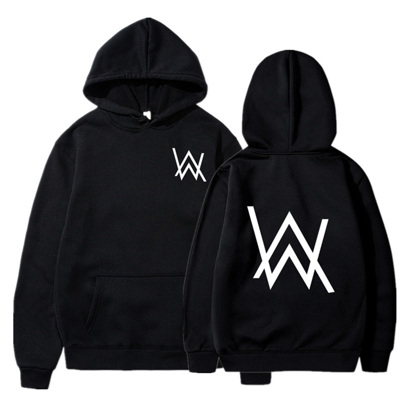 Hot sale Autumn Sweatshirts Fashion Men Women Alan Walker Hoodie Warm Pullovers Tok-tik Hip Hop Hoody Teenager Tracksuit
