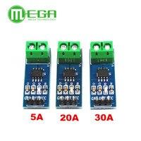 5PCS 5A 20A 30A Palette ACS712 ACS712T ACS712TELC-30A Modul Aktuelle Sensor Modul