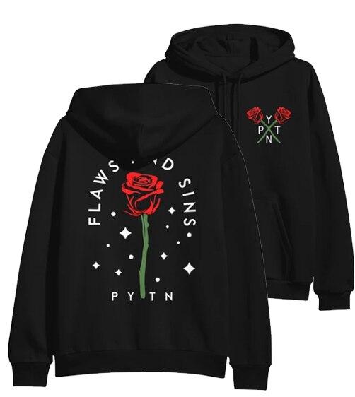 payton moormeier merch hoodies women men printed 2020 Social Media Stars hoodies pants set Funny tshire tops Unisex Tracksuit 2
