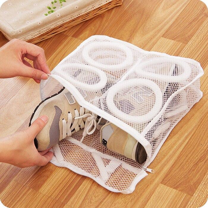 Washing Machine for Shoe Washing Bag Shoe Protective Laundry Bag Wash Shoes Protecting Bag Wash Lazy Shoe Laundry Protection Bag|Vegetable Washers| |  - title=