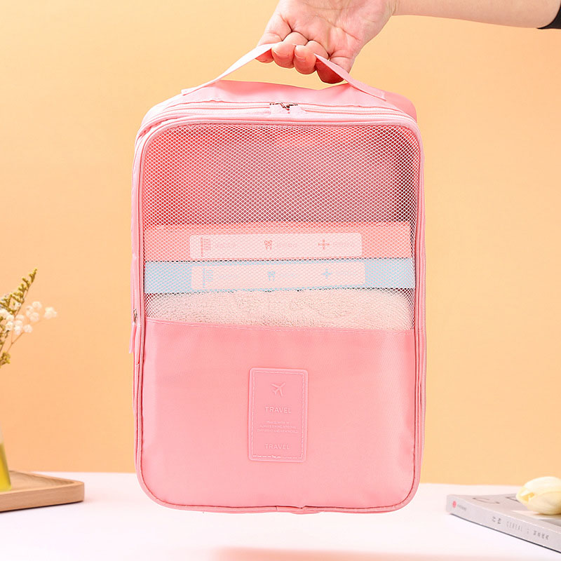 High Quality Portable Travel Shoe Bag Underwear Clothes Bags Shoe Organizer Storage Bag,Multifunction Travel Accessories 3