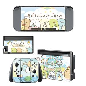 Image 4 - Sumikko Gurashi Nintendo Switch Skin Sticker NintendoSwitch stickers skins for Nintend Switch Console and Joy Con Controller