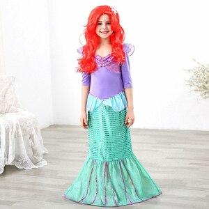 Princess Arier Dress Girls Lit