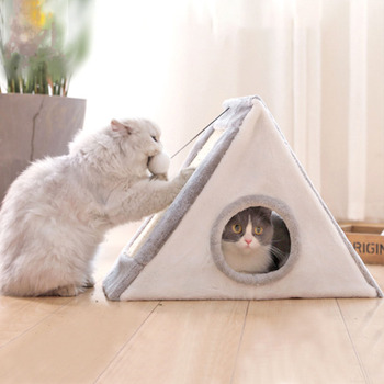 Multifunction Cat Bed Pet House  1