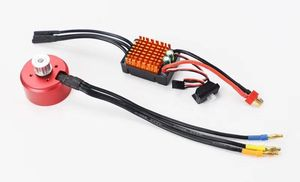 Image 5 - FID A Key Brushless Electric Starter for 1/5 Gas Rc Cars (for Dragon hammer,  losi 5ive T ,HPI BAJA 5B ,5T,5S, LOSI DBXL ,MCD)