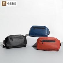 Original Youpin 90 points fashion Pocket bag backpack waist pack waterproof 2 kinds of negative ways Warning light bar