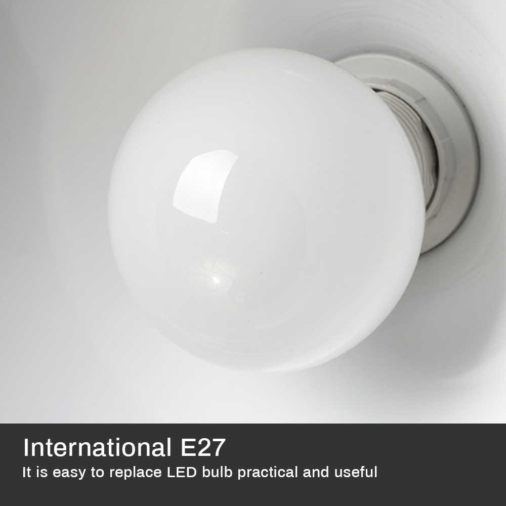 Mutfak restoran aydınlatması asılı kolye ışık oturma odası LED lamba moda armatürleri süspansiyon armatür Modern E27