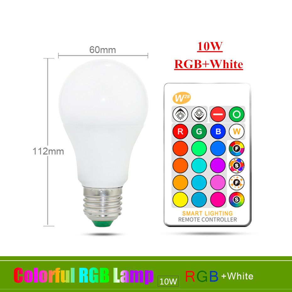 10W RGBW