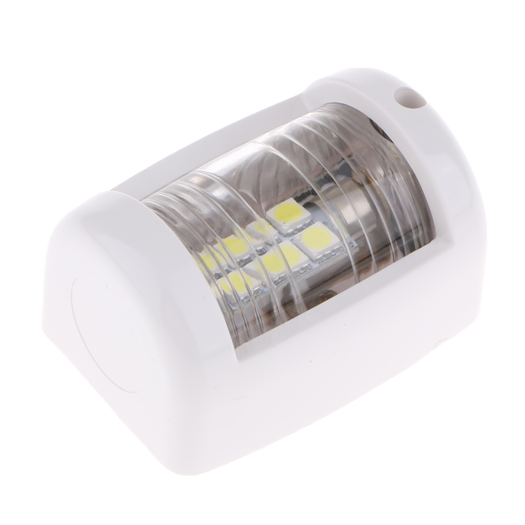 Universal Marine Boat Yacht Navigation Sailing Light DC 12V LED 6000K White