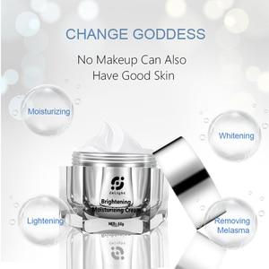 Image 5 - Koreańskie kosmetyki krem przeciwzmarszczkowy do pielęgnacji skóry twarzy Melasma wybielanie nawilżający anti aging pigmentacji krem z ślimak 50g