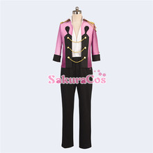 YURI!!! on ICE Dont leave me Victor Nikiforov Competition suit cosplay costume Halloween unisex A