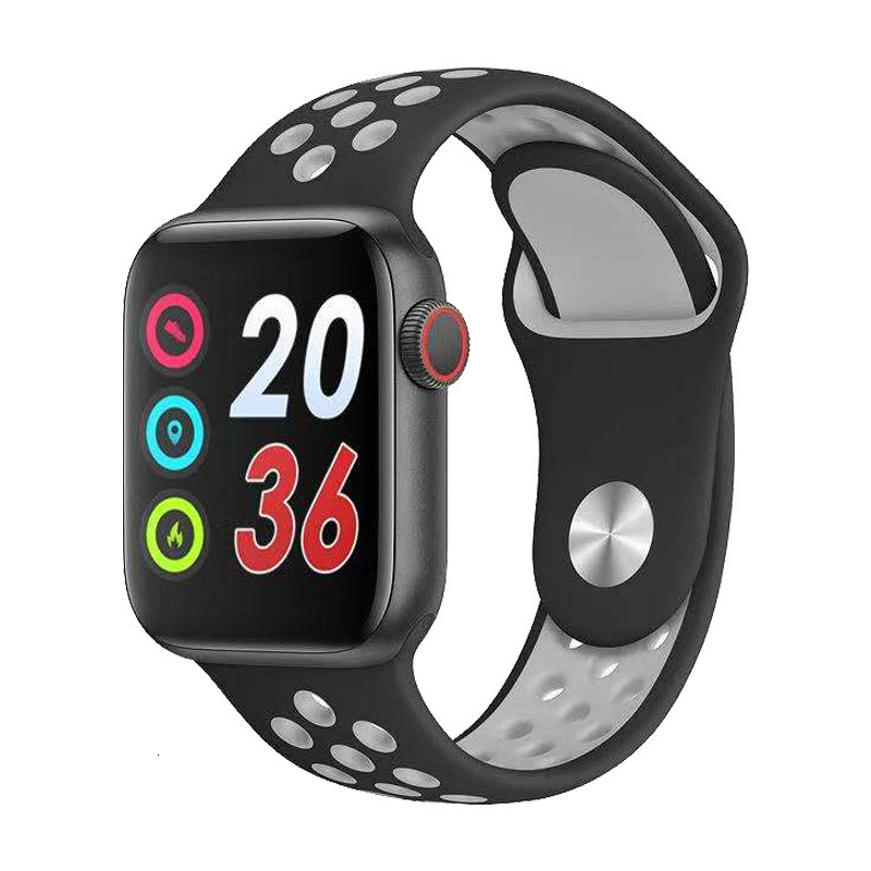 <font><b>W5</b></font> <font><b>Smart</b></font> <font><b>Watch</b></font> Social Media Notifications Blood Oxygen Bracelet Heart Rate Blood Pressure Fitness Wristband For Android IOS Eh# image