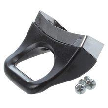 Пара бакелитовая Металлическая черная нажимная сковорода рукоятка аппаратная короткая боковая вспомогательная ручка