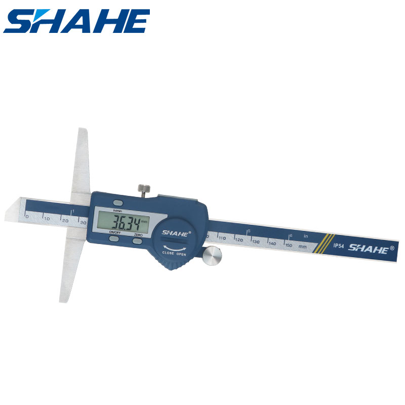 depth vernier caliper micrometer 150 mm 6    digital vernier caliper stainless steel digital electric digital depth gauge