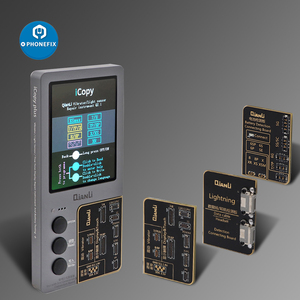 Image 5 - Qianli iCopy Plus with Battery Testing Board for iPhone 7/8/8P/X/XR/XS/XSMAX/11Pro Max LCD/Vibrator Transfer EEPROM Programmer