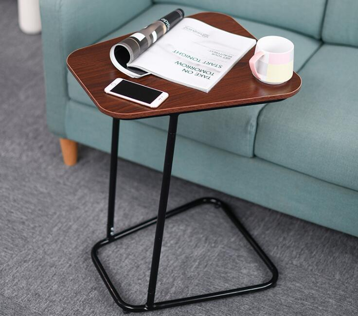 Modern Corner Desk Laptop Table Small Table Console Table Use In Living Room Bedroom Saving Space
