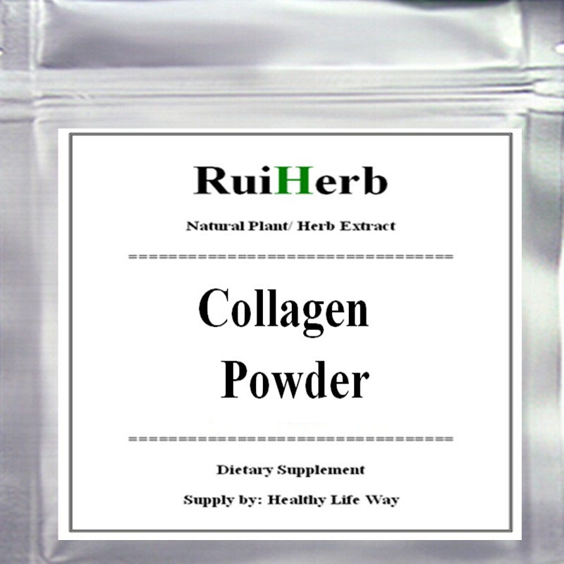 Pure Fish Collagen Powder Collagen Peptide protein Powder free shipping image