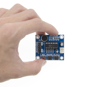 Image 5 - 50 Stks/partij ISD1820 Opname Module Spraakmodule De Stem Boord Telediphone Module Bord Met Microfoons