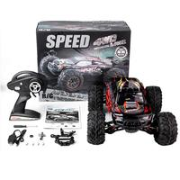 Car High Speed X 04 2.4G 1/10 4WD Brushless Big Foot Vehicle Models Truck Off Road Vehicle Buggy Electronic Toys RTR
