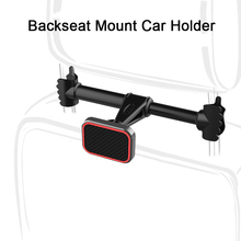 XMXCZKJ Magnetic Mount Holder Car Back Seat Headrest Holder For iPhone 8 X Smartphone