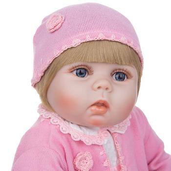 Кукла-младенец KEIUMI KUM23FS04-WGW01 4